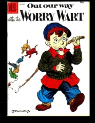 Out of Our Way with the Worry Wart #680