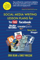Social Media Writing Lesson Plans for YouTube, Facebook, NaNoWriMo, CreateSpace