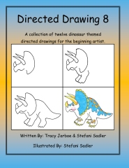 Directed Drawing 8 - Dinosaurs