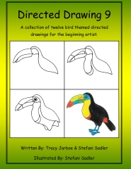 Directed Drawing 9 - Birds