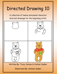 Directed Drawing 10 - Storybook Characters