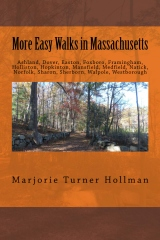 More Easy Walks In MA