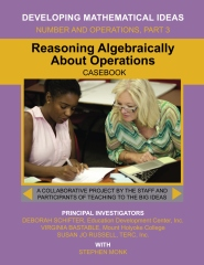 Reasoning Algebraically About Operations