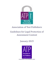 Guidelines for Legal Protection of Assessment Content