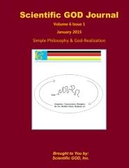 Scientific GOD Journal Volume 6 Issue 1
