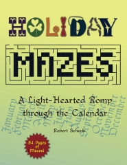 Holiday Mazes