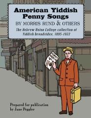 American Yiddish Penny Songs