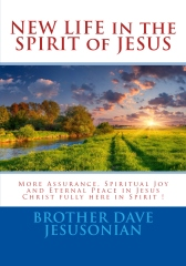 NEW LIFE in the SPIRIT of JESUS