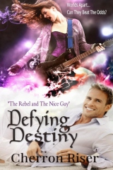 Defying Destiny- Large Print