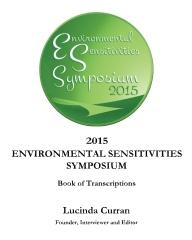 2015 Environmental Sensitivities Symposium
