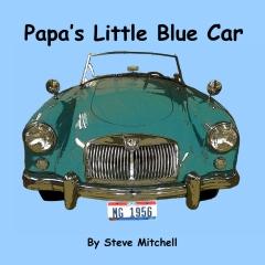Papa's Little Blue Car