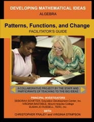 Patterns, Functions, and Change Facilitator's Guide