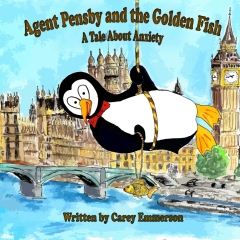 Agent Pensby and the Golden Fish