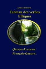 Tableau des Verbes Elfiques - Quenya