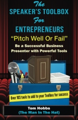 The Speakers Toolbox for Entreprenuers, Pitch Well or Fail