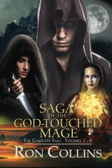 Saga of the God-Touched Mage