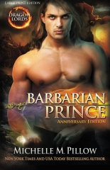 Barbarian Prince (LARGE PRINT)