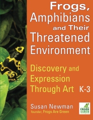 Frogs, Amphibians and Their Threatened Environment