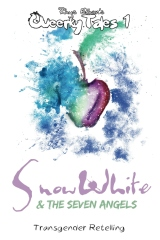 Snow White & the Seven Angels (Queerky Tales #1)