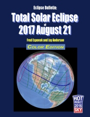 Eclipse Bulletin: Total Solar Eclipse of 2017 August 21 - Color Edition
