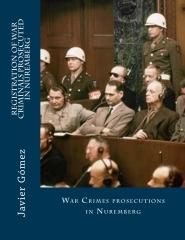 Registration of War Criminals prosecuted in Nuremberg