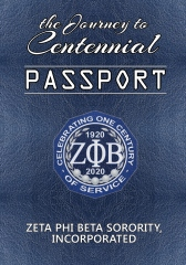 The Journey to Centennial PASSPORT