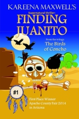 Supernatural Thriller: Finding Juanito