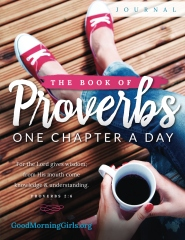 The Book of Proverbs Journal
