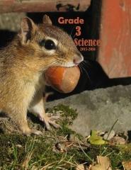 Grade 3 Science 2015-2016