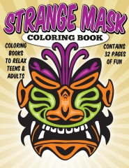 Coloring Books To Relax Teens & Adults