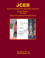 Journal of Consciousness Exploration & Research Volume 6 Issue 4