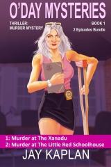 Thriller: Murder Mystery Book 1
