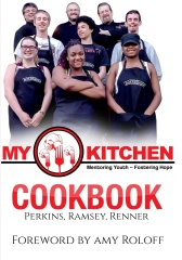 MY KITCHEN Cookbook