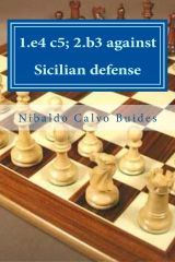 1.e4 c5; 2.b3 against Sicilian defense