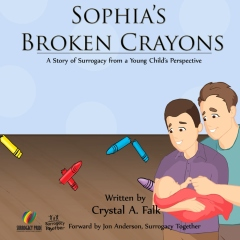 Sophia's Broken Crayons (Intended Fathers Version)