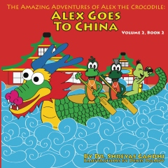 Alex Goes to China