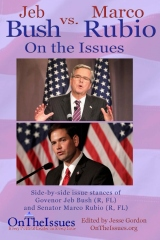 Marco Rubio vs. Jeb Bush On the Issues
