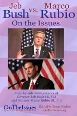 Marco Rubio vs. Jeb Bush On the Issues
