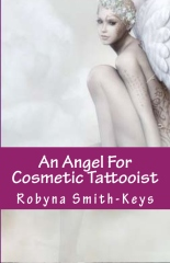 An Angel For Cosmetic Tattooist