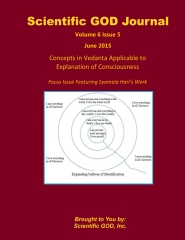 Scientific GOD Journal Volume 6 Issue 5