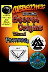 Catseye Comics Presents: Secret Origins Volume 1