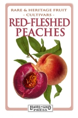 Red-Fleshed Peaches