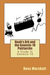 Noah's Ark and the Genesis-10 Patriarchs