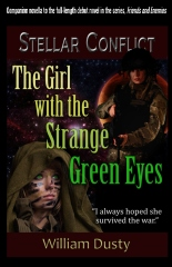 The Girl with the Strange Green Eyes