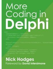 More Coding in Delphi