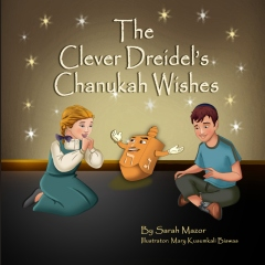 The Clever Dreidel's Chanukah Wishes