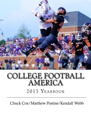 College Football America 2015 Yearbook