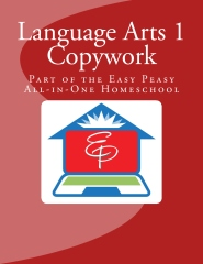 Language Arts 1 Copywork
