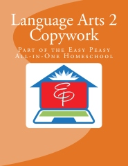 Language Arts 2 Copywork
