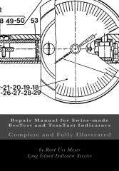 Repair Manual for Swiss-made BesTest and TesaTast Indicators
